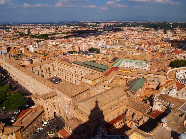 Vatican views.