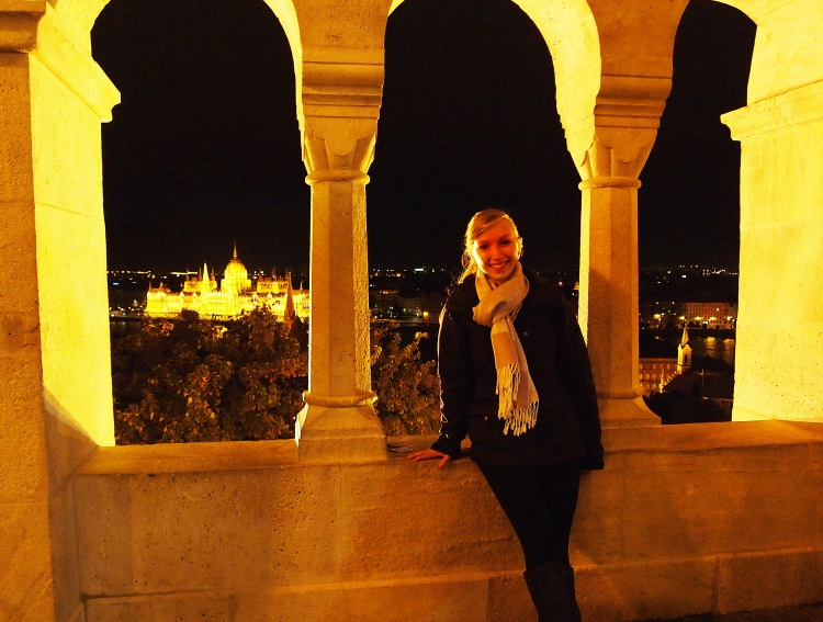 Some of the best panoramas of the Hungarian Parliament Building can be seen from the Fisherman's Bastion.
