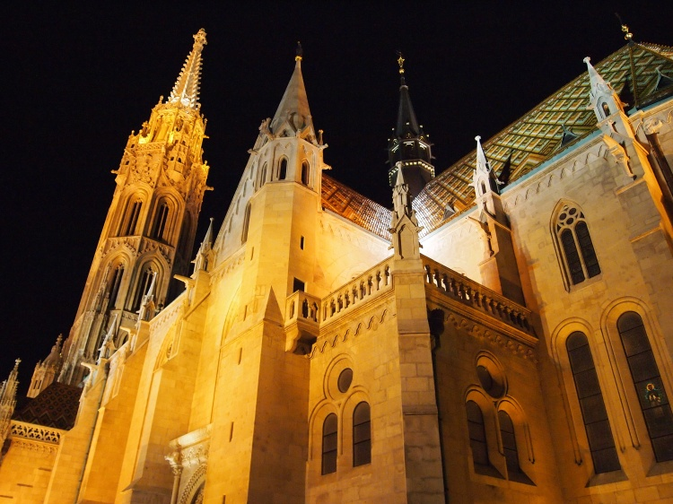 Just look at that Gothic architecture!