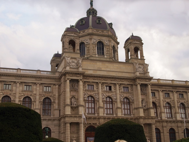 The building that houses the collection was commissioned specifically for the collection by the Austrian Emperor in 1891.