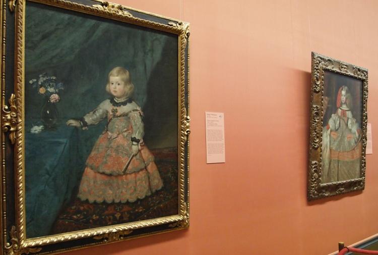 Velázquez's portrait of Infanta Margarita Teresa