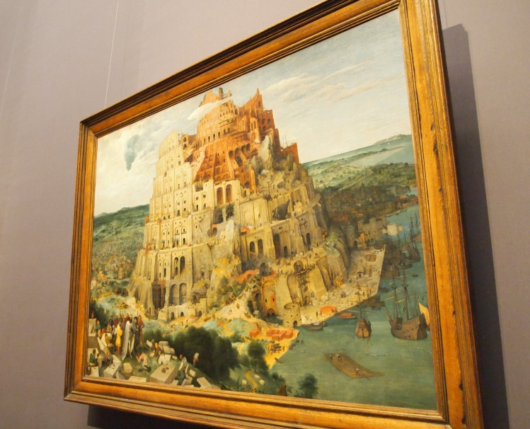 Pieter Brueghel's Tower of Babel