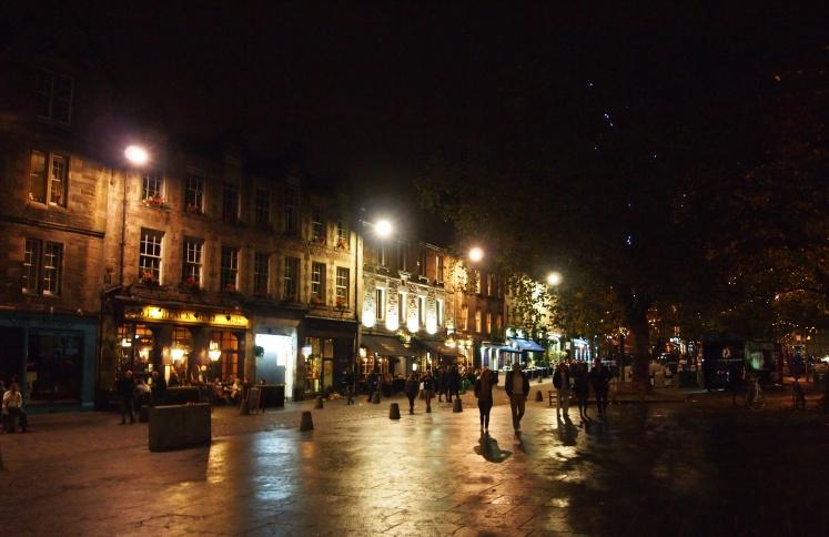 Arrivederci, Scotland, I'll be back!